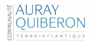 Auray Quiberon - Logo Carre RVB Couleur